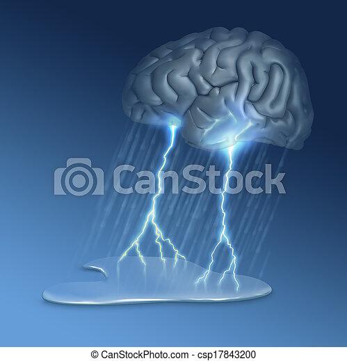 Brain Storm - csp17843200
