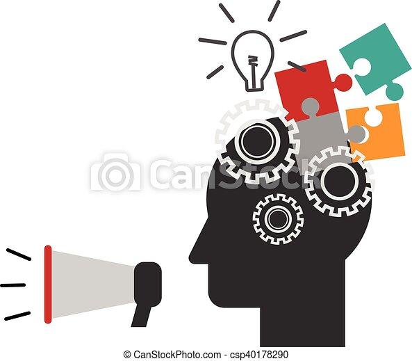 Brainstorm - csp40178290