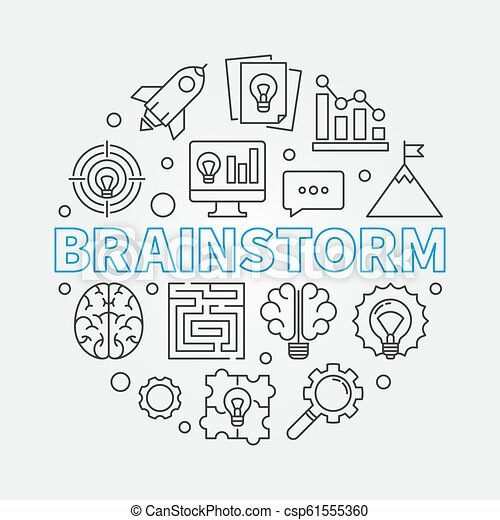 brainstorm outline