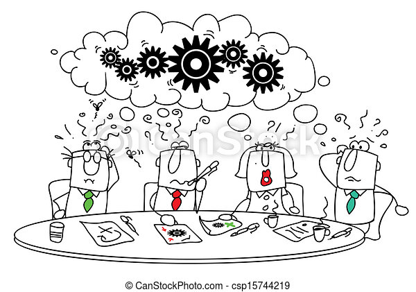 brainstorming. - csp15744219
