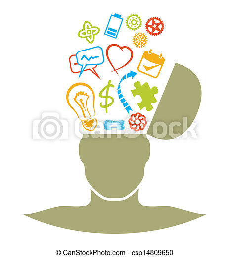 Brainstorming - csp14809650