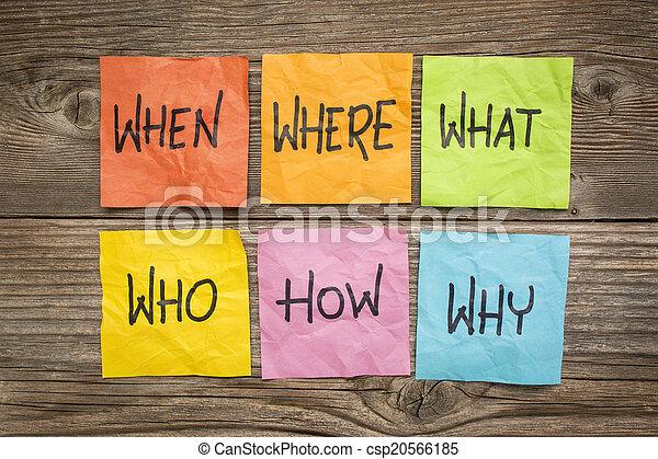 brainstorming or decision making  - csp20566185