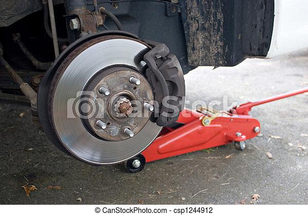 Brake Rotor - csp1244912