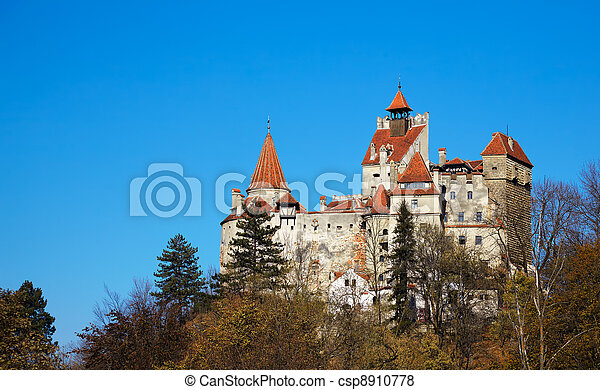 Bran Castle - csp8910778