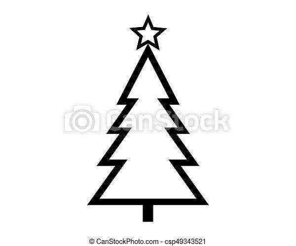 Branca Arvore Natal