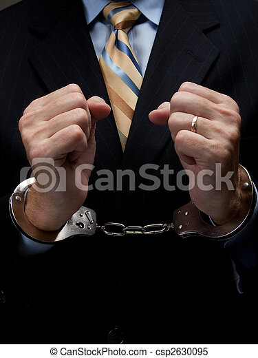 branca, criminal, colarinho - csp2630095