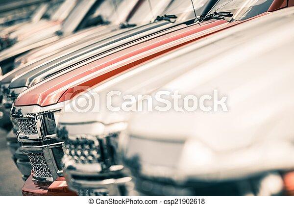 Brand New Cars Inventory - csp21902618