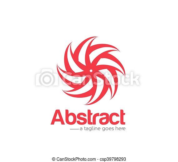 Marcando vector de identidad corporativa un diseño. - csp39798293