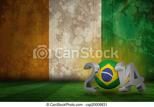 brasil, campeonato do mundo, 2014 - csp20009831