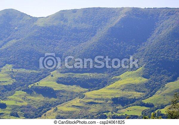 Montañas de Brasil - csp24061825