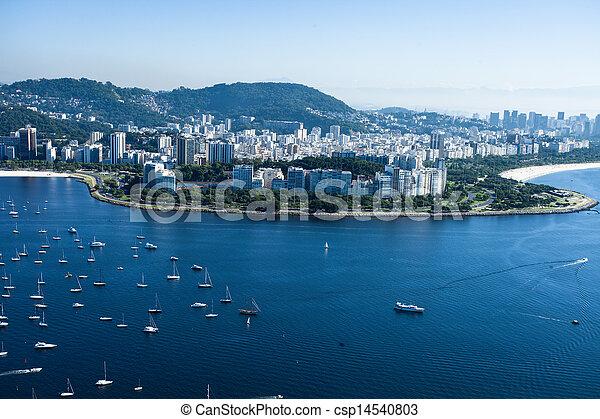 Río de Janeiro, Brasil - csp14540803