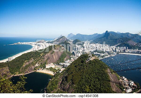 Río de Janeiro, Brasil - csp14541308