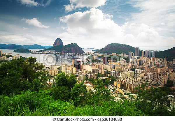Río de Janeiro, Brasil - csp36184638