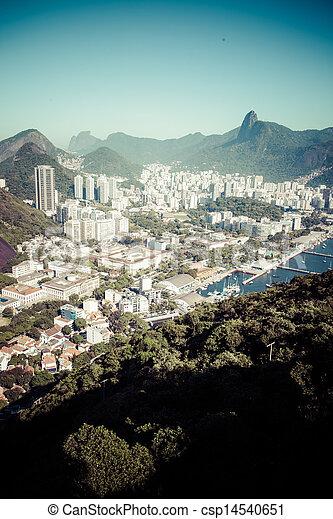 Río de Janeiro, Brasil - csp14540651