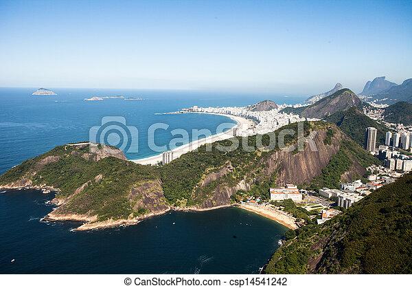 Río de Janeiro, Brasil - csp14541242