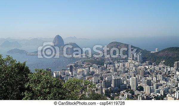 Río de Janeiro, Brasil - csp54119728