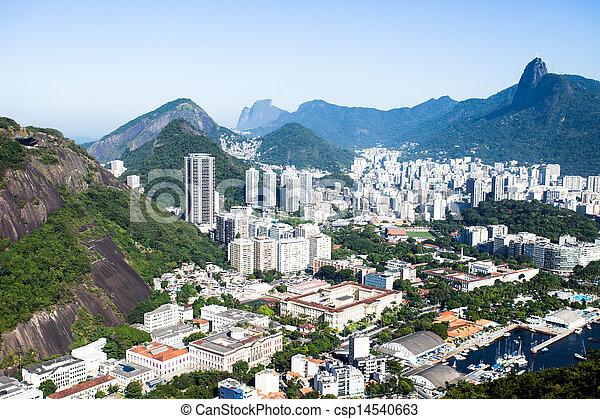 Río de Janeiro, Brasil - csp14540663