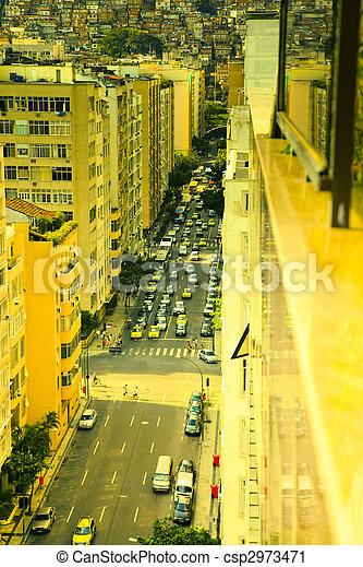 Río de Janeiro Brasil - csp2973471