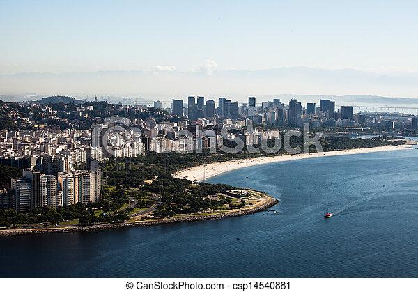 Río de Janeiro, Brasil - csp14540881