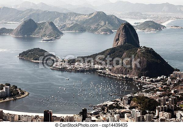 Río de Janeiro, Brasil - csp14439435