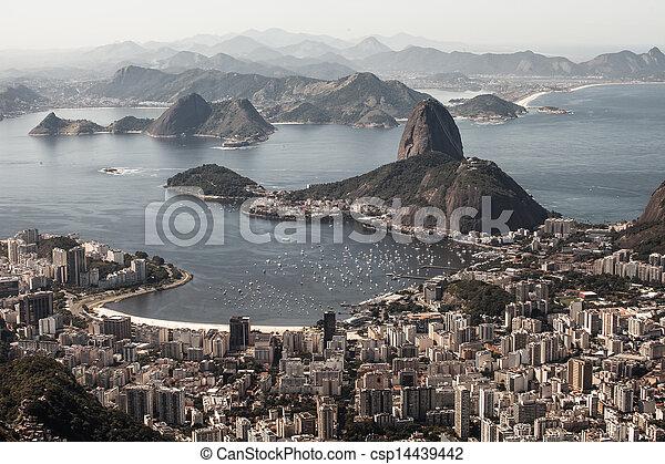 Río de Janeiro, Brasil - csp14439442