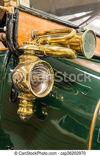 Brass Side Light Lamp - csp36202970