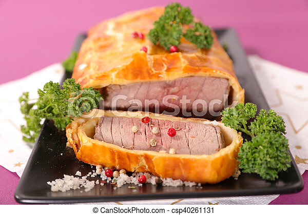 Braten Weihnachten.Braten Gebacken Weihnachten Rindfleisch