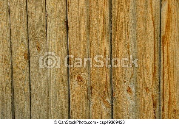 Brauner Altes Bretter Zaun Fragment Beschaffenheit Holzern