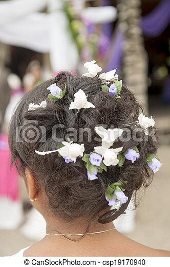 Brautjungfer Frisur Wedding