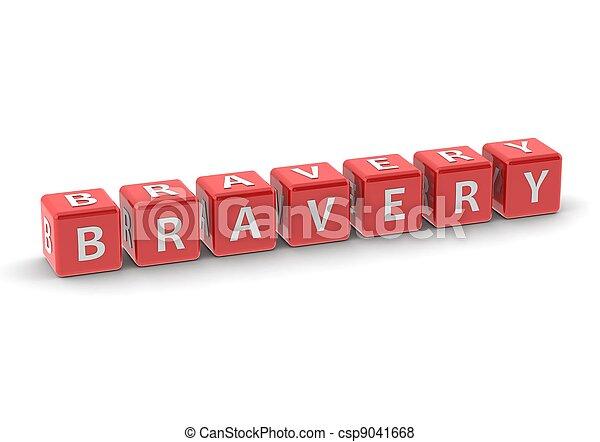 Bravery - csp9041668