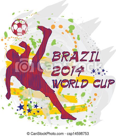 brazília, 2014, világbajnokság - csp14598753