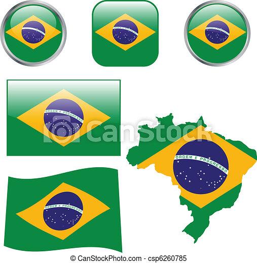brazília - csp6260785