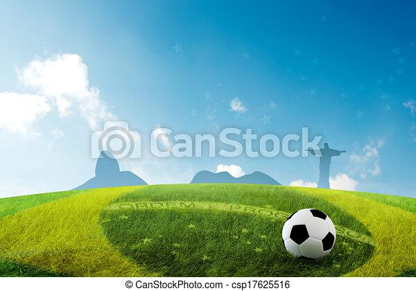brazília, világbajnokság - csp17625516