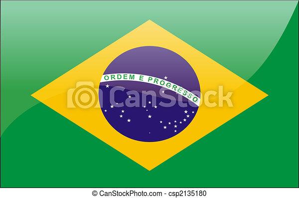 brazil flag - csp2135180