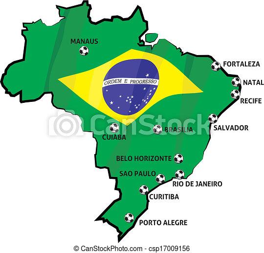 brazil - land of soccer