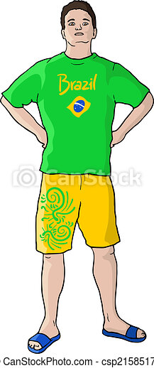 Brazil soccer - csp21585179