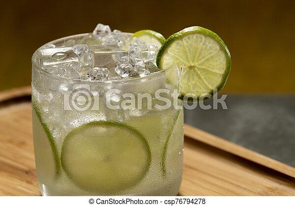 Caipirinha drink Caipirinha Recipe