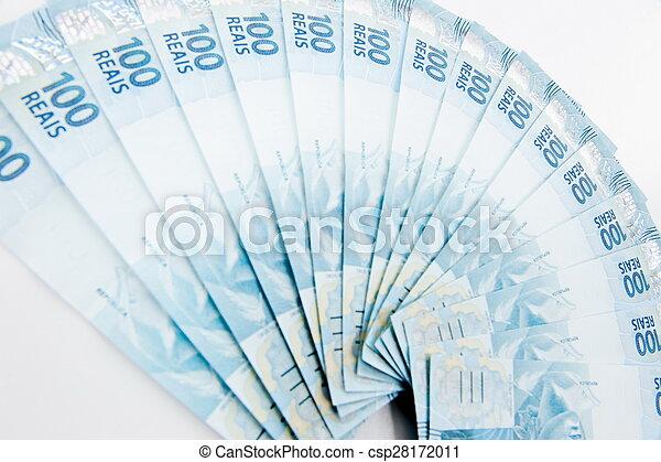 Brazilian Currency - csp28172011