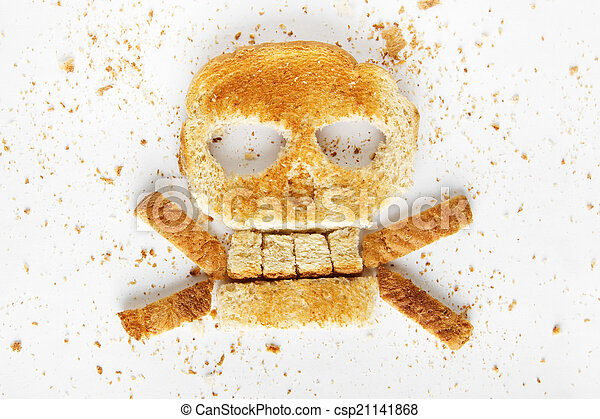 Bread Crossbones - csp21141868