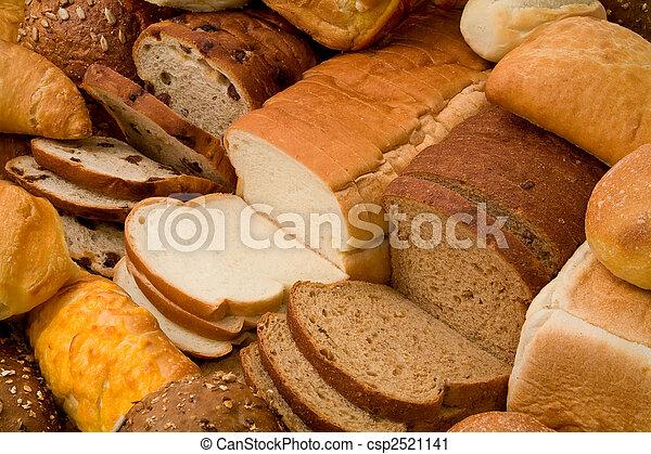 Bread - csp2521141