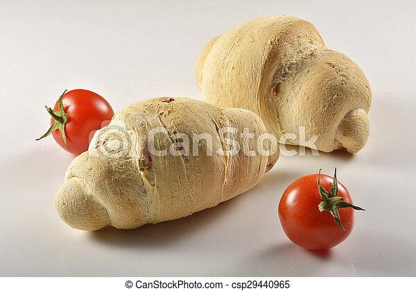 bread with tomato 2 - csp29440965
