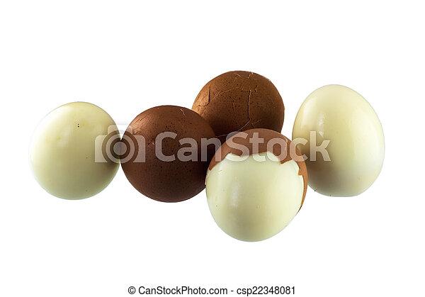 Break Egg - csp22348081