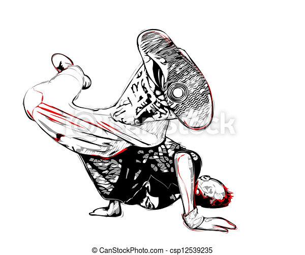 breakdancer - csp12539235