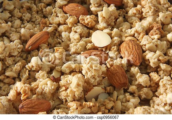 Breakfast cereal - csp0956067