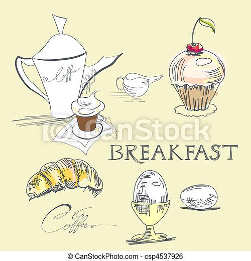 Breakfast  - csp4537926