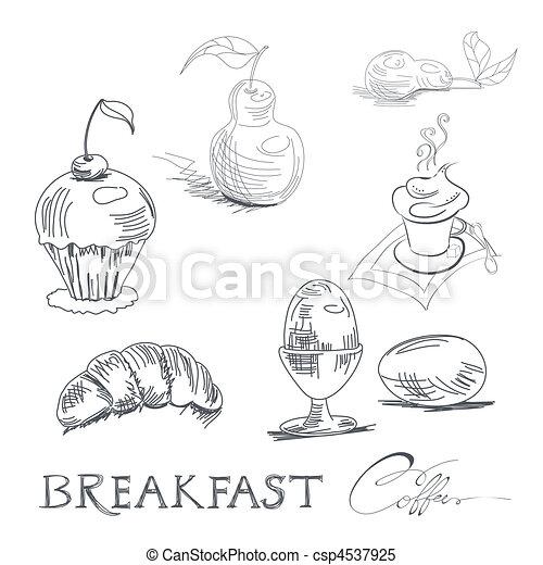 Breakfast  - csp4537925