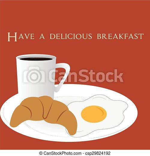Breakfast - csp29824192