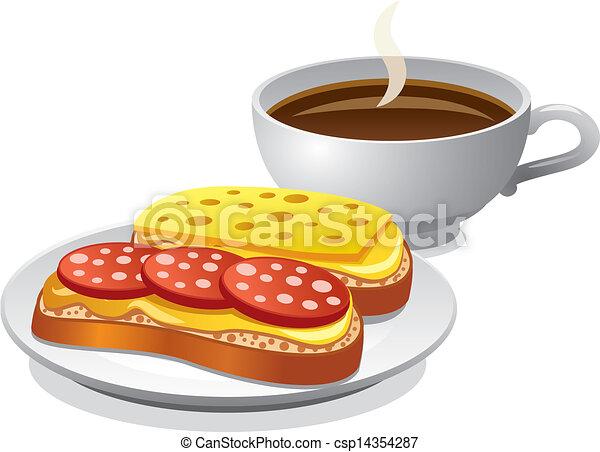 breakfast - csp14354287
