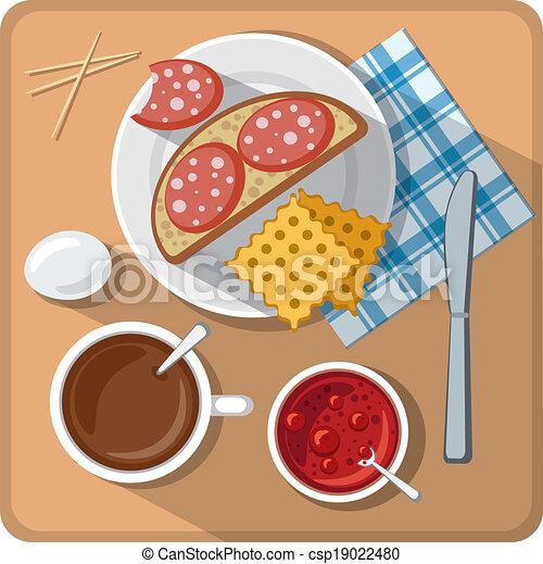 breakfast - csp19022480