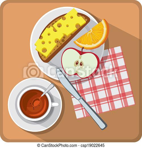 breakfast - csp19022645
